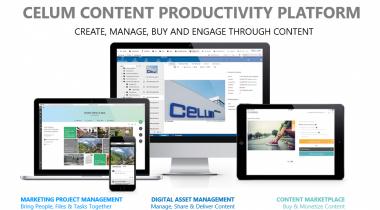 CELUM Content Management Platform